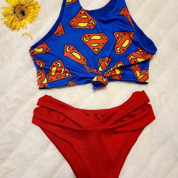 Superman 2 pieces set